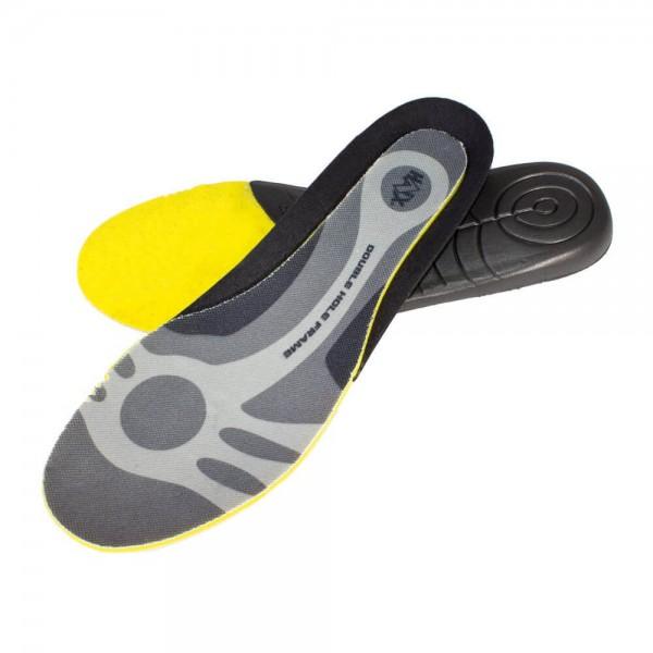 Haix Einlegesohle Soft, schwarz-gelb