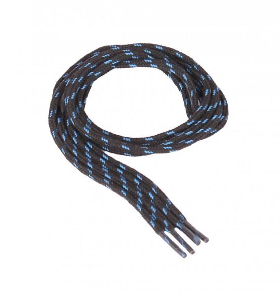 Haix Schnürsenkel schwarz/blau
