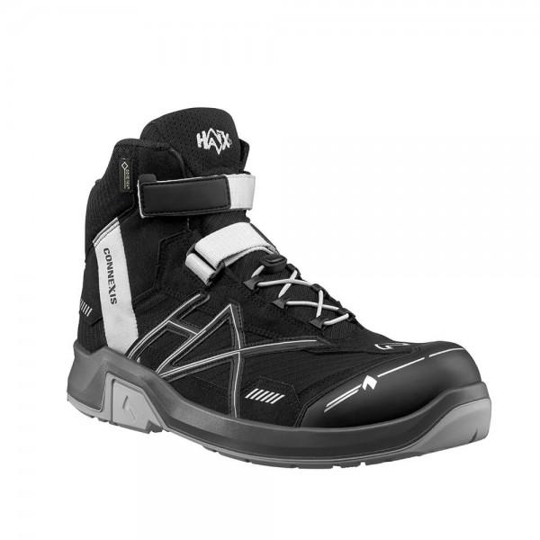 CONNEXIS Safety GTX S3 mid black-silver