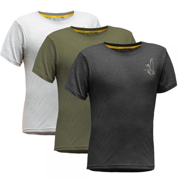 Pfanner T-Shirt Holzer-Set Herren