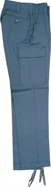 Bw-Feldhose THW-Grau