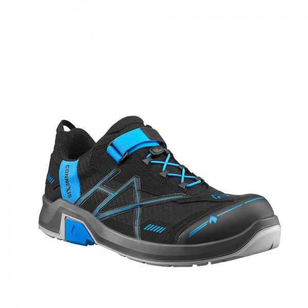 CONNEXIS Safety T S1 low black-blue