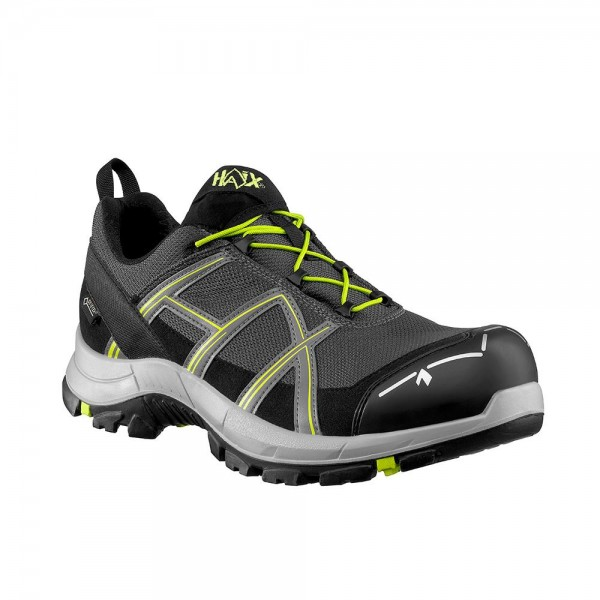 Haix Black Eagle Safety 40.1 GTX low stone-citrus