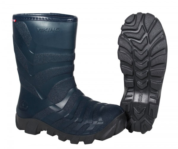 Viking Ultra 2.0 Winterstiefel navy/charcoal Kinder