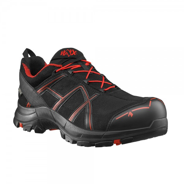 Haix Safety 40.1 low black/red