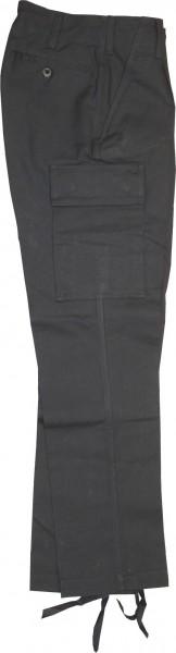 Bw-Feldhose schwarz