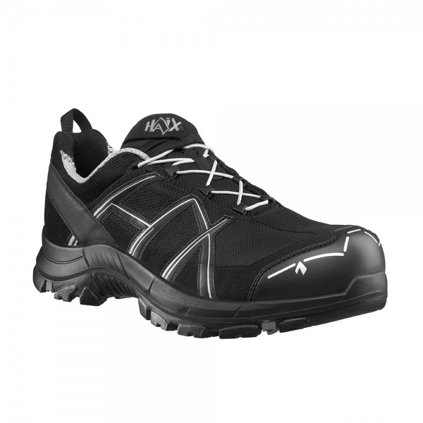Haix Safety 41.1 low black/silver