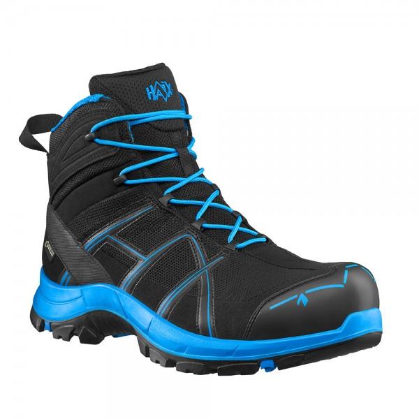 Haix Safety 40.1 mid black/blue