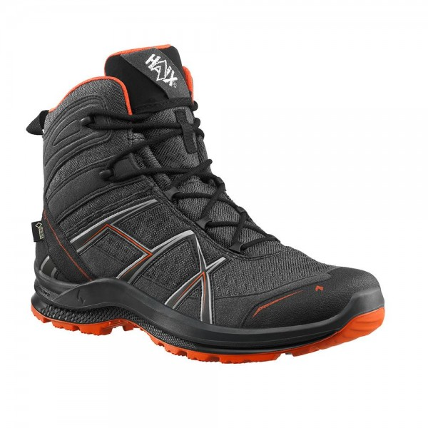 Haix Black Eagle Adventure 2.2 GTX mid graphite-orange