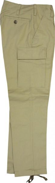 Bw-Feldhose khaki