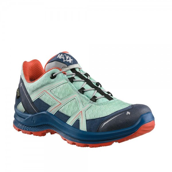 Haix Black Eagle Adventure 2.2 GTX Ws low sky-orange
