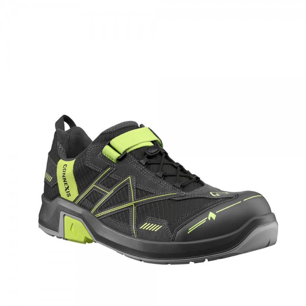 CONNEXIS Safety T S1P low grey-citrus