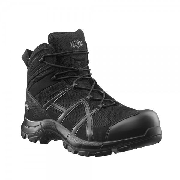 Haix Safety 40 mid black/black