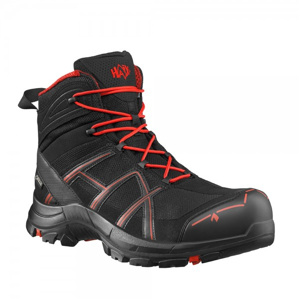 Haix Safety 40.1 mid black/red