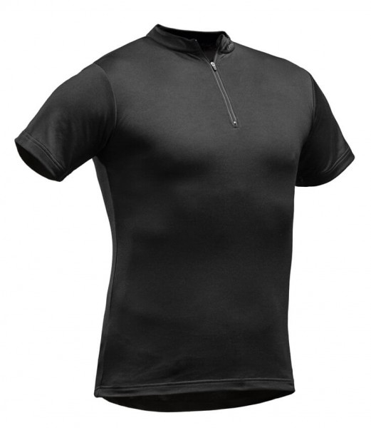 PFANNER Tencel Poly Zipp-Neck Shirt