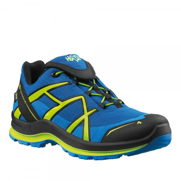 Haix Black Eagle Adventure 2.0 Ws low blue-citrus - Auslaufartikel