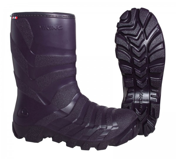 Viking Ultra 2.0 Winterstiefel aubergine-purple Kinder