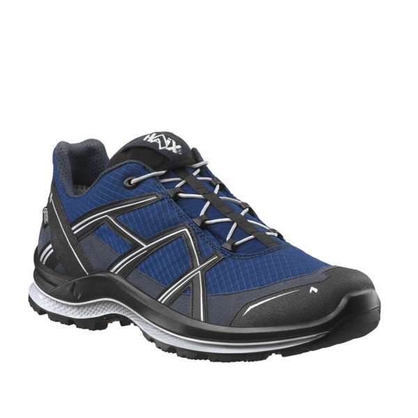 Haix Black Eagle Adventure 2.1 GTX low navy-grey