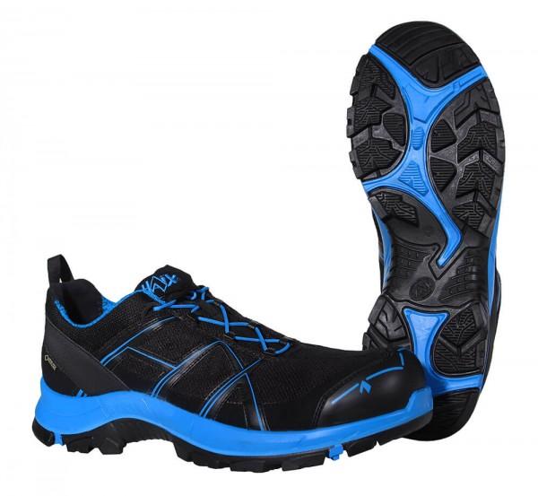 Haix Safety 40.1 low black/blue